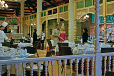 Portofino Italian Restaurant  - Luxury Bahia Principe Ambar - Adults Only - All Inclusive